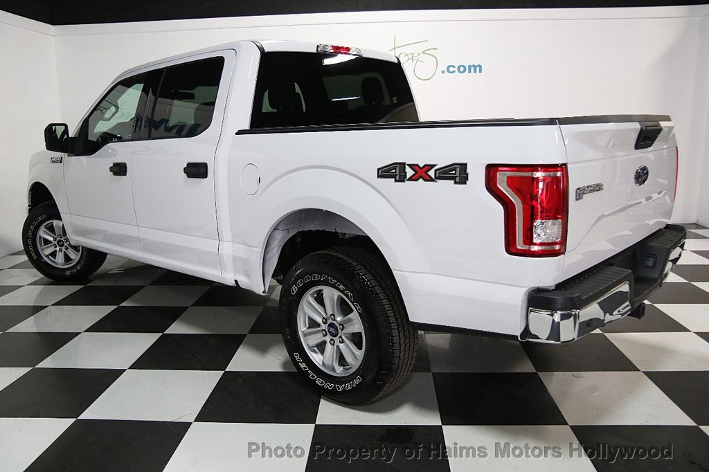 2017 used ford f 150 xlt 4wd supercrew 5 5 39 box at haims. Black Bedroom Furniture Sets. Home Design Ideas