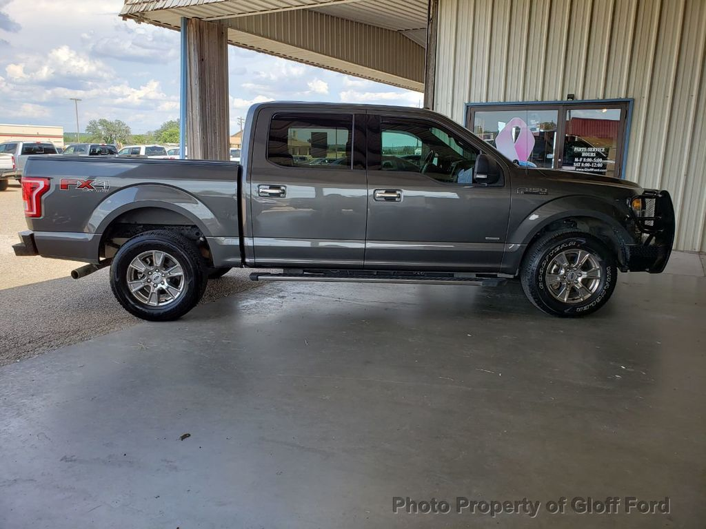 2017 Ford F-150 XLT 4WD SuperCrew 5.5' Box - 19217203 - 1
