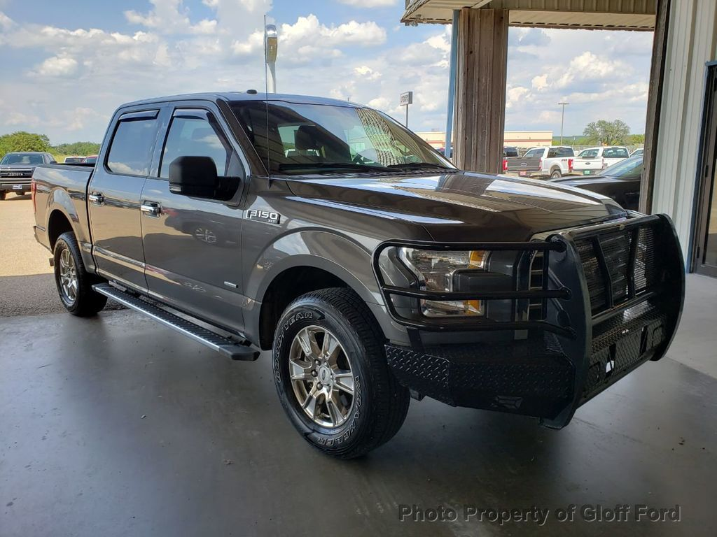 2017 Ford F-150 XLT 4WD SuperCrew 5.5' Box - 19217203 - 2