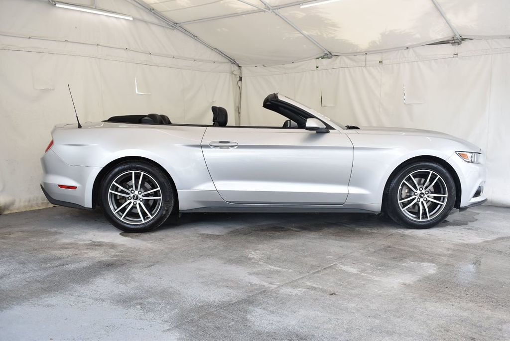 2017 Ford Mustang EcoBoost Premium Convertible - 17524843 - 2