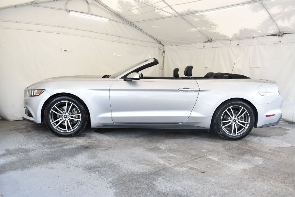 2017 Ford Mustang EcoBoost Premium Convertible - 17524843 - 4