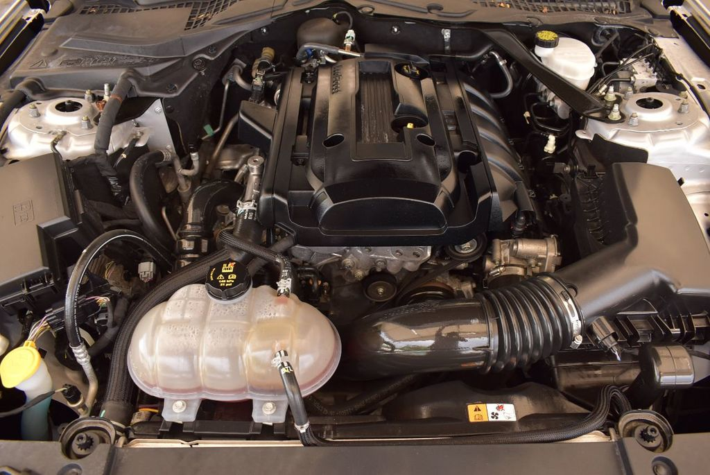 2017 Ford Mustang EcoBoost Premium Convertible - 17875111 - 24