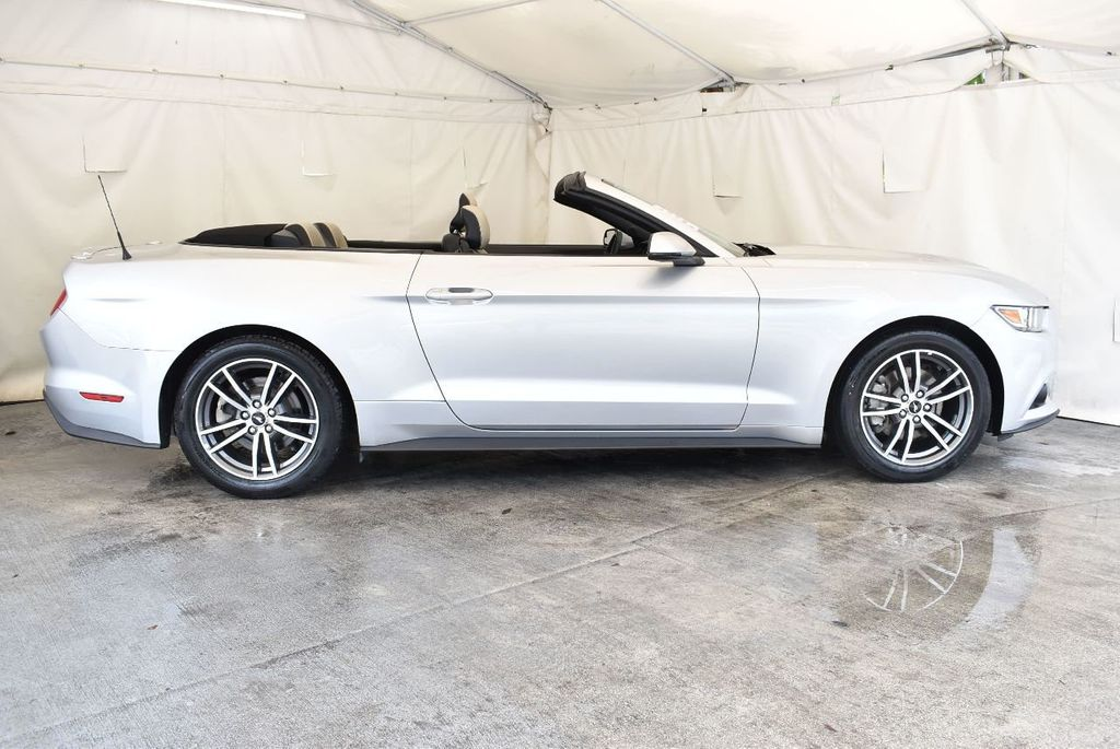 2017 Ford Mustang EcoBoost Premium Convertible - 17875111 - 2