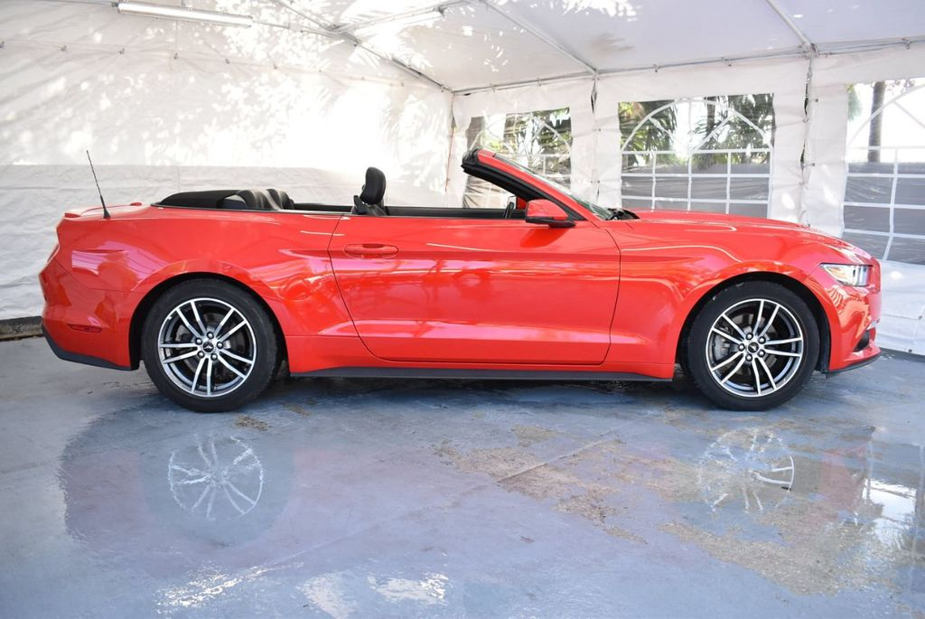 2017 Ford Mustang EcoBoost Premium Convertible - 18415854 - 2