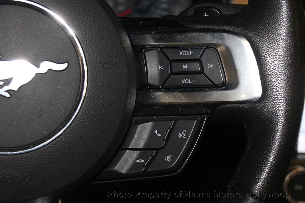 2017 Ford Mustang EcoBoost Premium Convertible - 17286578 - 21