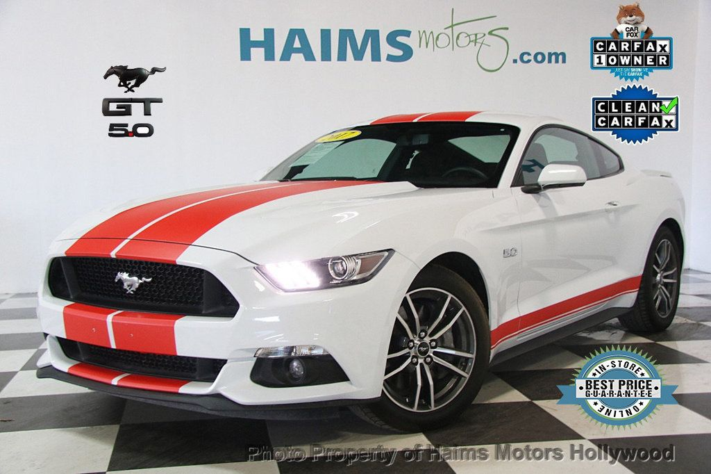 2017 Ford Mustang GT Fastback - 16972068 - 0