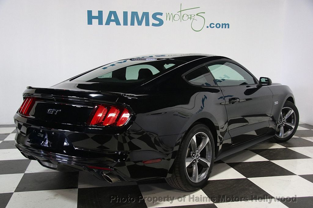 2017 used ford mustang gt fastback at haims motors serving fort lauderdale hollywood miami fl. Black Bedroom Furniture Sets. Home Design Ideas