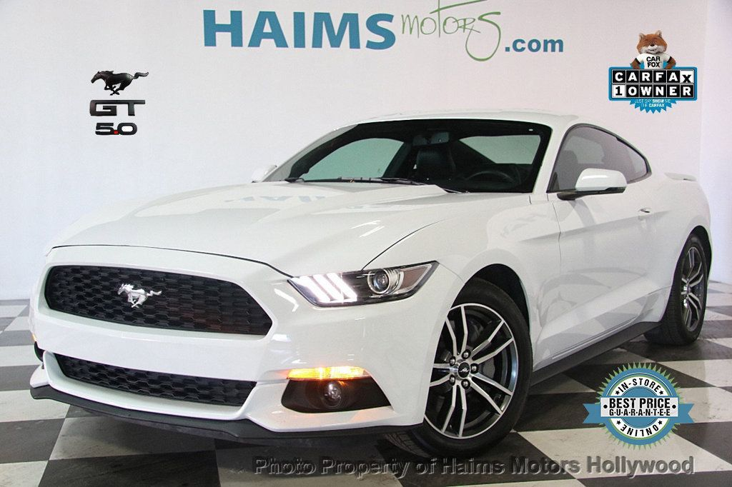 2017 Used Ford Mustang GT Fastback at Haims Motors Hollywood Serving