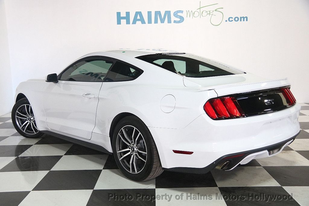 2017 Ford Mustang Gt Fastback 17351769 4