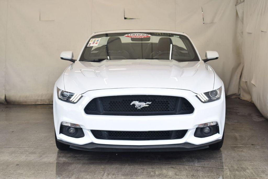 2017 Ford Mustang GT Premium Convertible - 17986921 - 3
