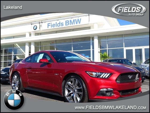 2017 Ford Mustang Gt Premium Fastback 17086395 0