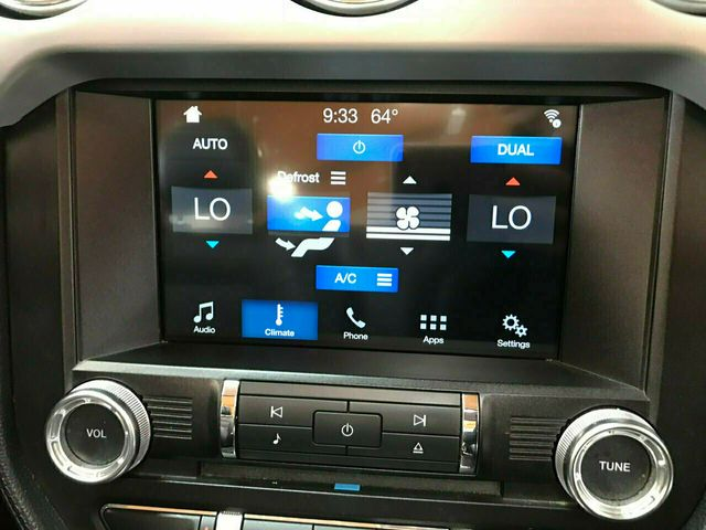 2017 Ford Mustang Press Start Engine Twin Turbo Bluetooth