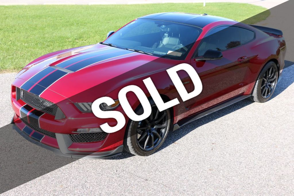 2017 Ford Mustang Shelby GT350 Fastback - 17036191 - 0