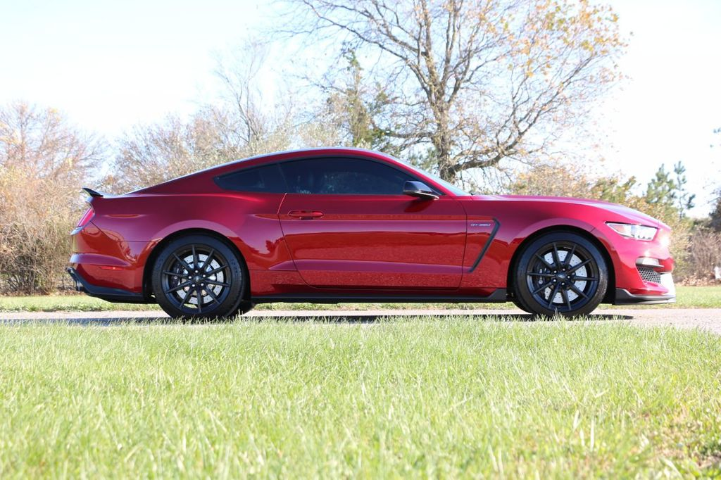 2017 Ford Mustang Shelby Gt350 Fastback 17036191 5