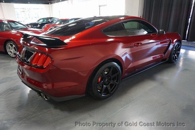2017 Ford Mustang Shelby GT350R Fastback - Click to see full-size photo viewer