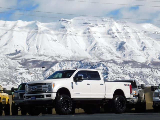 2017 Ford F 250 Platinum For Sale >> 2017 Ford Super Duty F 250 Platinum Truck Crew Cab Short Bed For Sale American Fork Ut 60 900 Motorcar Com
