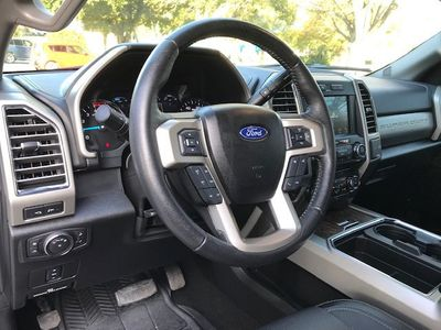 2017 Ford Super Duty F-250 SRW Lariat 4WD Crew Cab 6.75' Box - Click to see full-size photo viewer