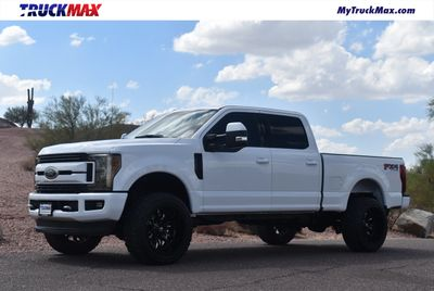 2017 F250 Lifted >> 2017 Used Ford Super Duty F 250 Srw Lifted 2017 Ford F250 Sport Fx4 With Quad Bucket Seats 6 2l At Truckmax Serving Pheonix Az Iid 19340019