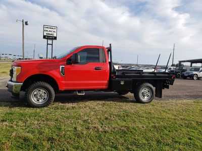 2017 Ford Super Duty F-350 SRW XLT 4WD Reg Cab 8' Box - Click to see full-size photo viewer