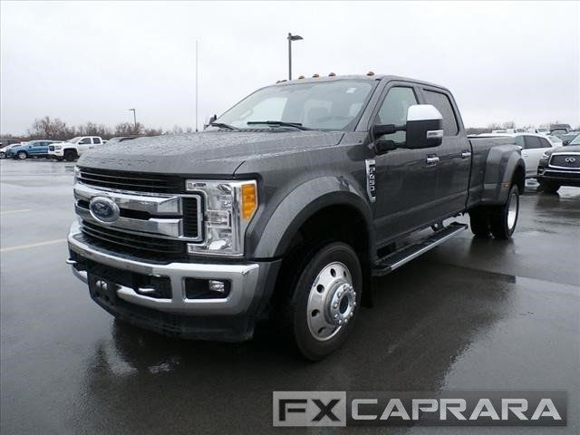 2017 Ford Super Duty F-450 DRW XLT 4WD Crew Cab 8' Box - 18369600 - 6