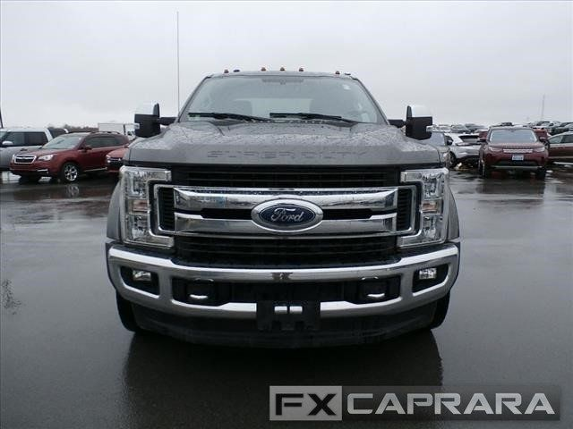 2017 Ford Super Duty F-450 DRW XLT 4WD Crew Cab 8' Box - 18369600 - 7