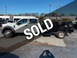 2017 Ford Super Duty F-450 DRW Cab-Chassis - 1FD0W4HT6HEE84867