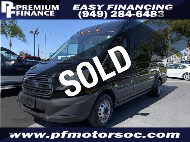2017 Ford Transit 350 Wagon >> 2017 Used Ford Transit 350 Wagon Xlt Extended Lenght 1owner Diesel Clean At Premium Finance Serving Stanton Ca Iid 19422077