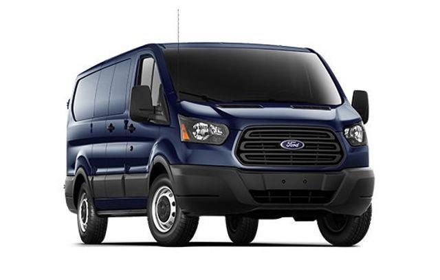 2017 Ford Transit Van  - 16509321 - 0