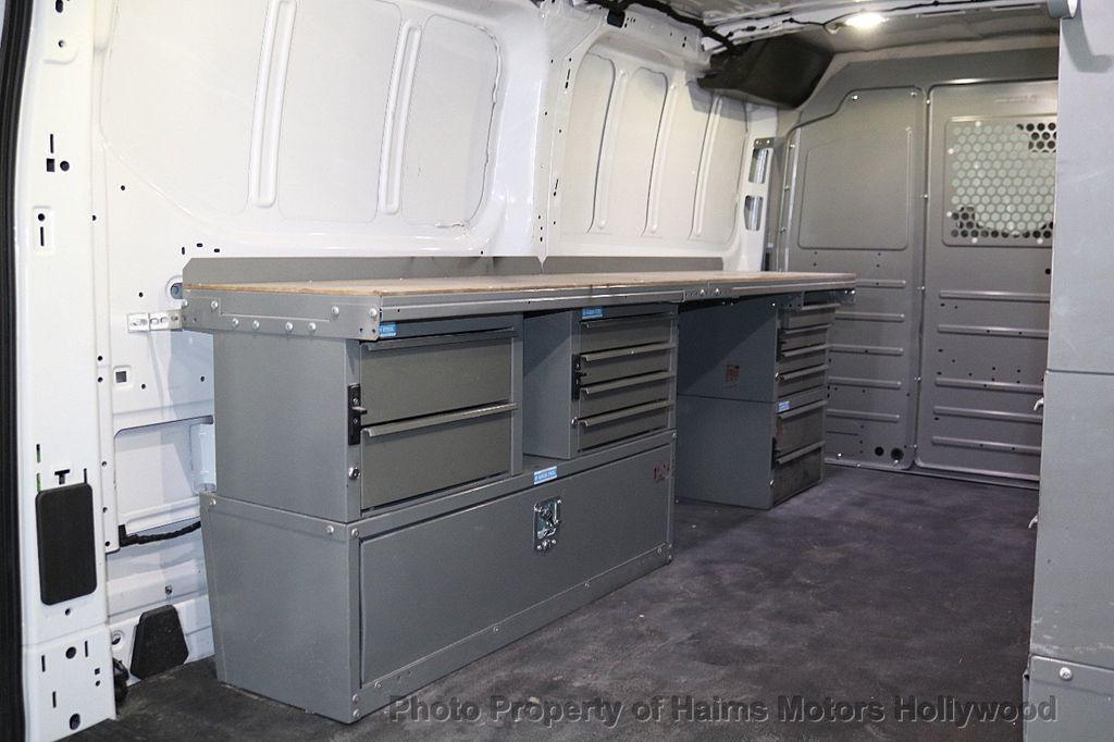 "2017 Ford Transit Van T-150 130"" Low Rf 8600 GVWR Sliding RH Dr - 17482525 - 9"