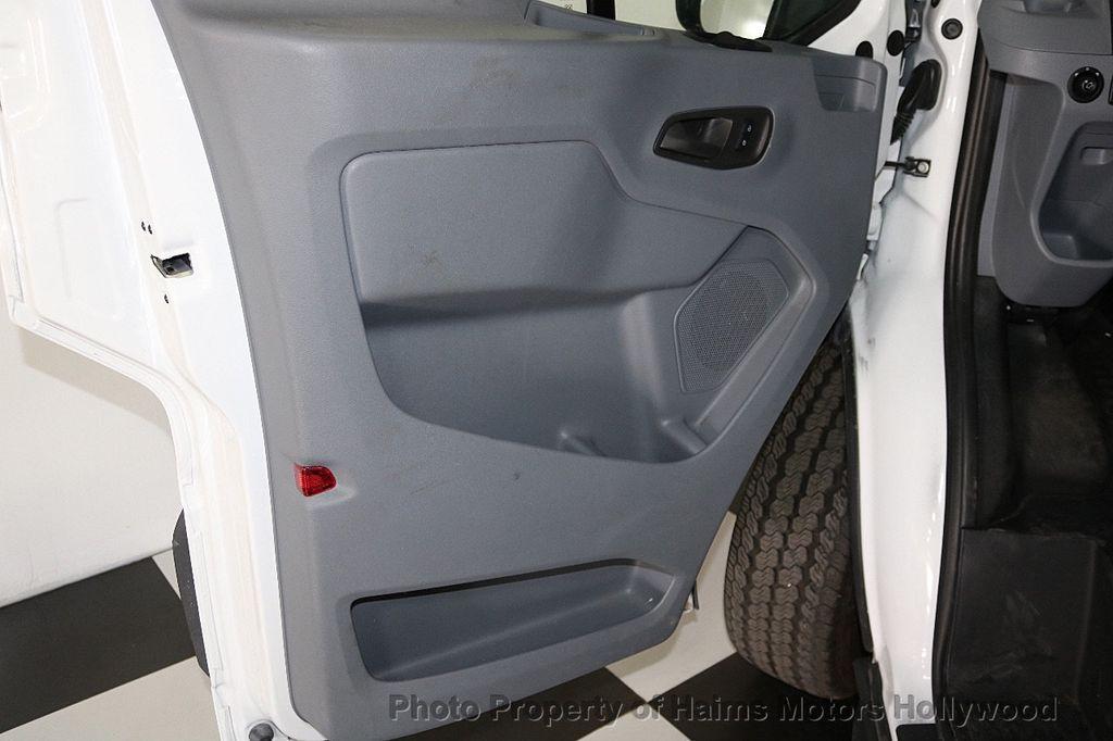 "2017 Ford Transit Van T-150 130"" Low Rf 8600 GVWR Sliding RH Dr - 17482525 - 12"