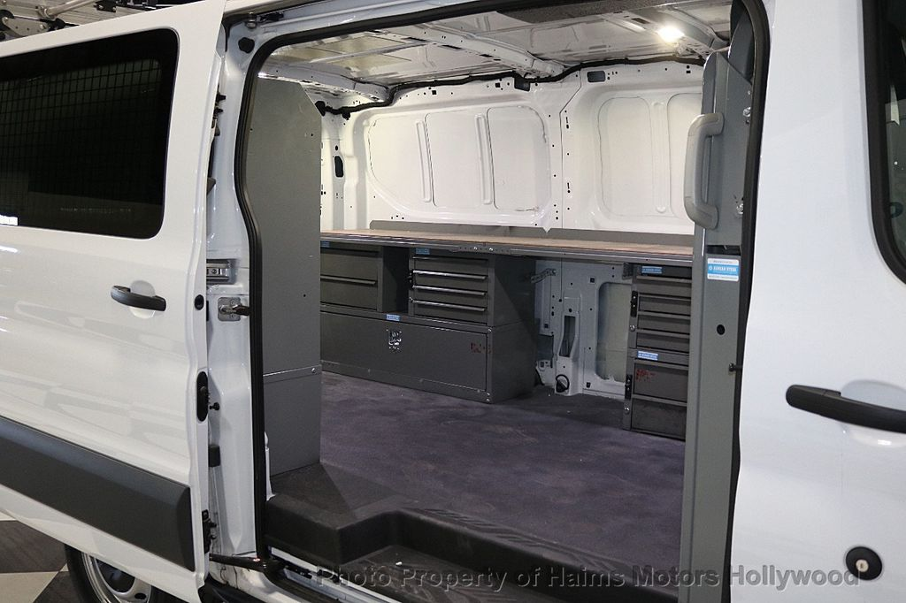 "2017 Ford Transit Van T-150 130"" Low Rf 8600 GVWR Sliding RH Dr - 17482525 - 13"