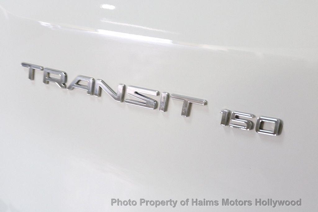 "2017 Ford Transit Van T-150 130"" Low Rf 8600 GVWR Sliding RH Dr - 17482525 - 7"