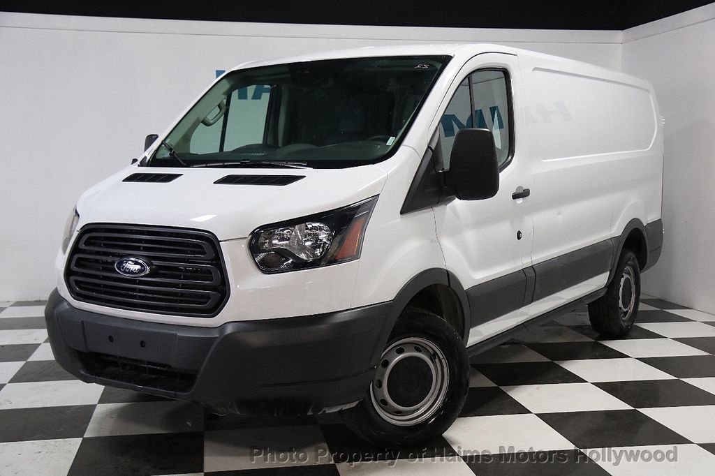 "2017 Ford Transit Van T-250 130"" Low Rf 9000 GVWR Swing-Out RH Dr - 16148473 - 0"