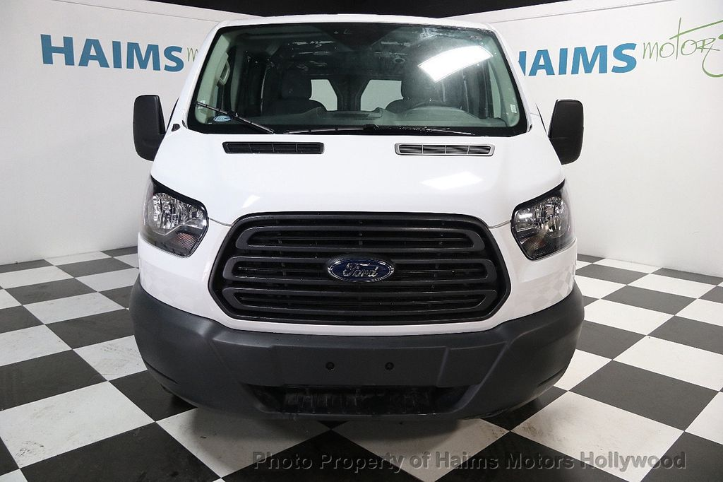 "2017 Ford Transit Van T-250 130"" Low Rf 9000 GVWR Swing-Out RH Dr - 16148473 - 1"