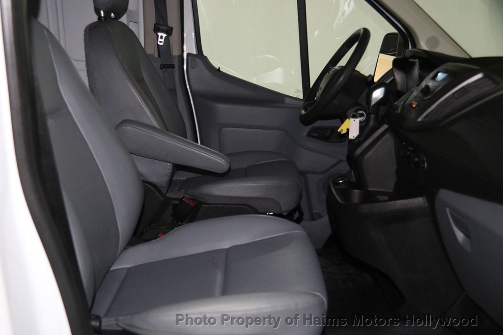 "2017 Ford Transit Van T-250 130"" Low Rf 9000 GVWR Swing-Out RH Dr - 17020454 - 14"