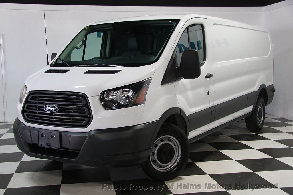 "2017 Ford Transit Van T-250 130"" Low Rf 9000 GVWR Swing-Out RH Dr - 17020454 - 1"