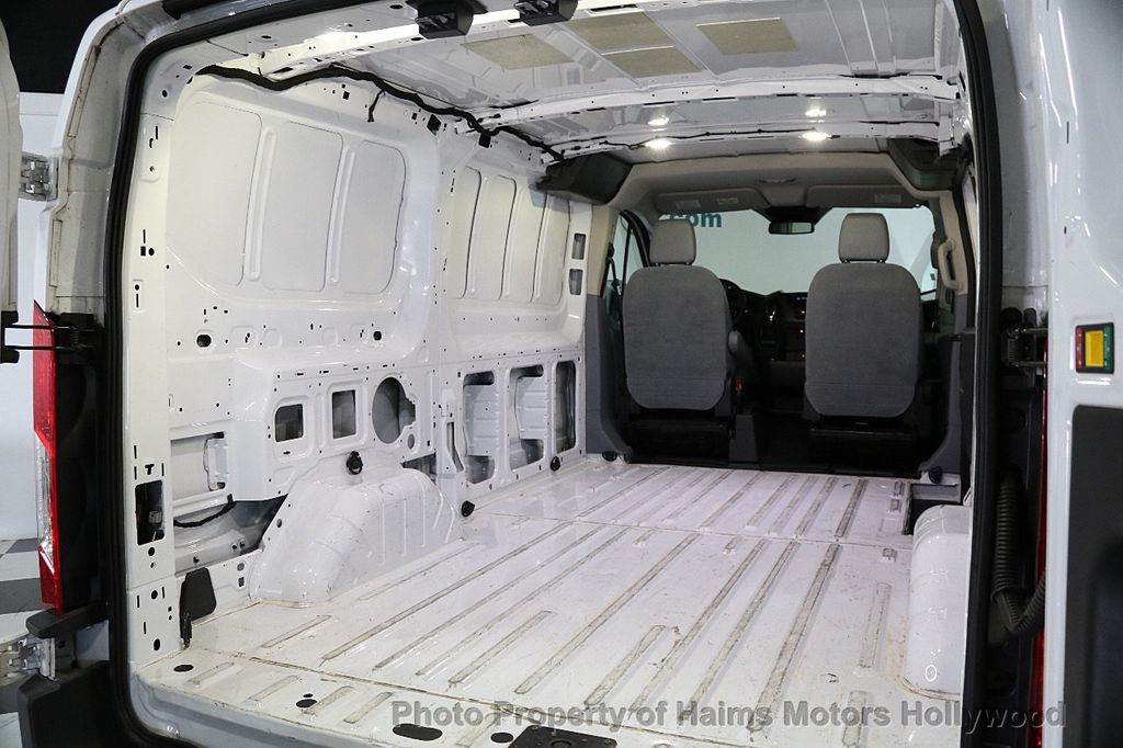 "2017 Ford Transit Van T-250 130"" Low Rf 9000 GVWR Swing-Out RH Dr - 17656278 - 9"