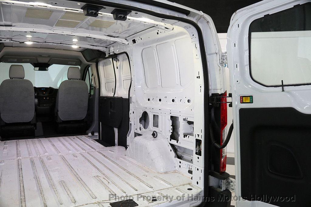 "2017 Ford Transit Van T-250 130"" Low Rf 9000 GVWR Swing-Out RH Dr - 17656278 - 10"