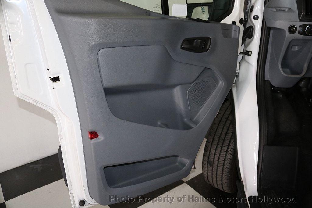 "2017 Ford Transit Van T-250 130"" Low Rf 9000 GVWR Swing-Out RH Dr - 17656278 - 11"