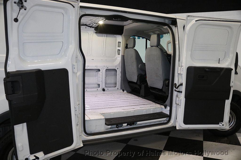 "2017 Ford Transit Van T-250 130"" Low Rf 9000 GVWR Swing-Out RH Dr - 17656278 - 12"