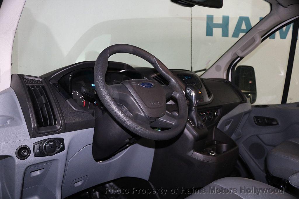 "2017 Ford Transit Van T-250 130"" Low Rf 9000 GVWR Swing-Out RH Dr - 17656278 - 16"