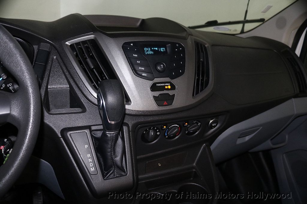 "2017 Ford Transit Van T-250 130"" Low Rf 9000 GVWR Swing-Out RH Dr - 17656278 - 17"