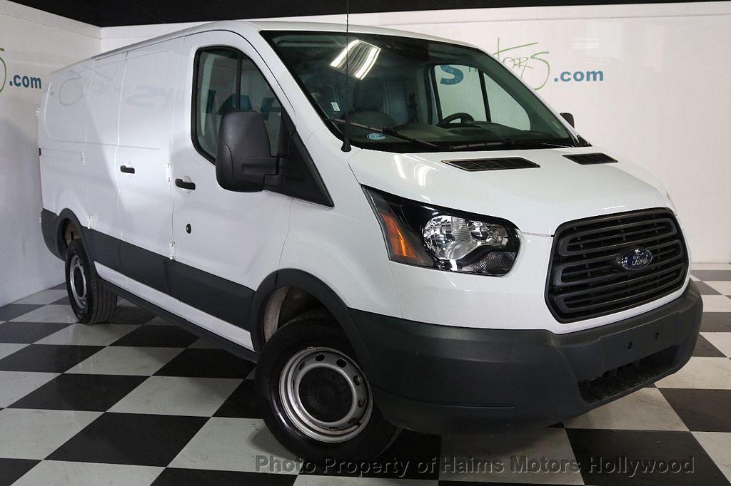 "2017 Ford Transit Van T-250 130"" Low Rf 9000 GVWR Swing-Out RH Dr - 17656278 - 3"