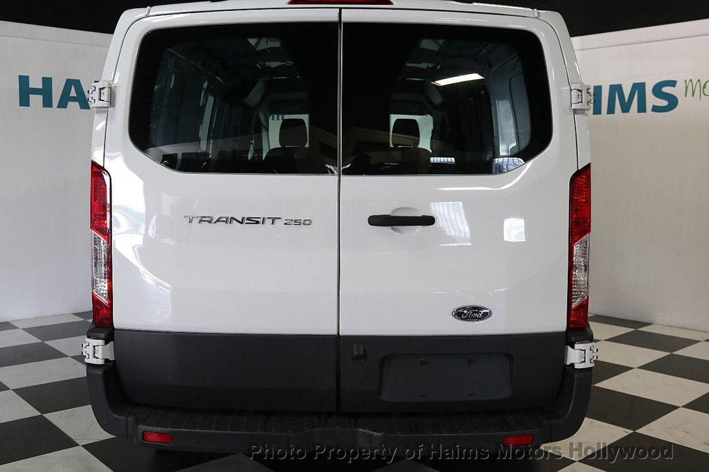 "2017 Ford Transit Van T-250 130"" Low Rf 9000 GVWR Swing-Out RH Dr - 17656278 - 5"