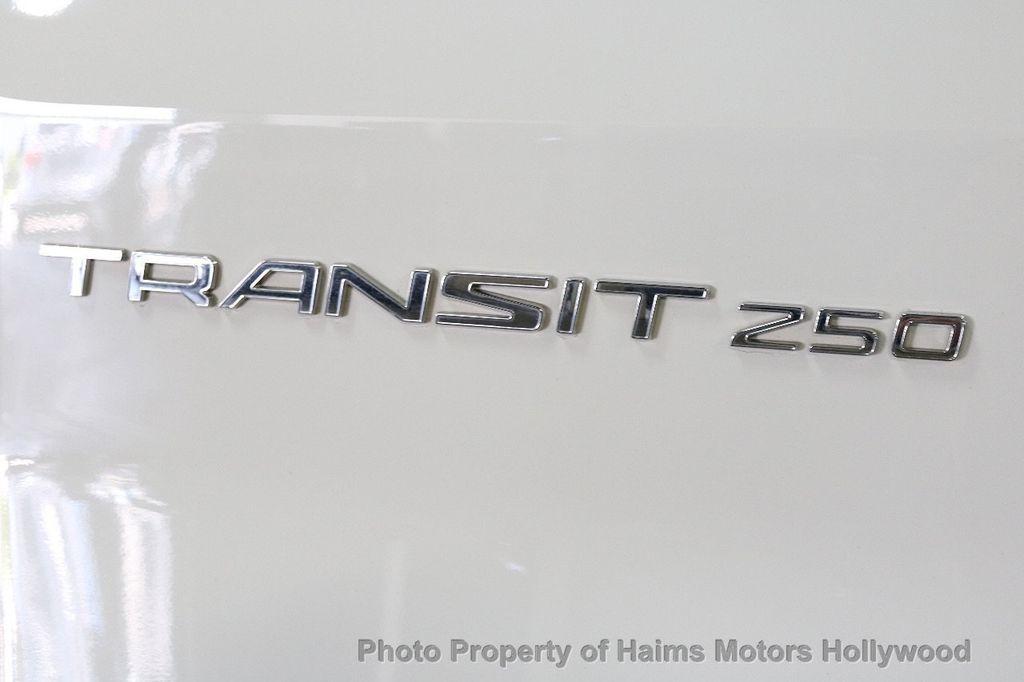 "2017 Ford Transit Van T-250 130"" Low Rf 9000 GVWR Swing-Out RH Dr - 17656278 - 7"