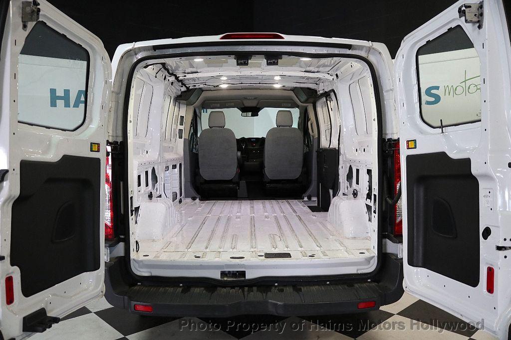 "2017 Ford Transit Van T-250 130"" Low Rf 9000 GVWR Swing-Out RH Dr - 17656278 - 8"