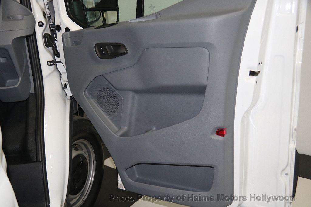 "2017 Ford Transit Van T-250 148"" Hi Rf 9000 GVWR Sliding RH Dr - 17375696 - 13"