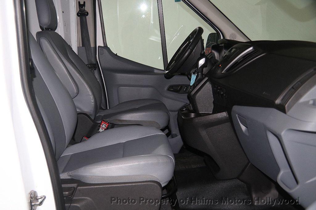 "2017 Ford Transit Van T-250 148"" Hi Rf 9000 GVWR Sliding RH Dr - 17375696 - 14"
