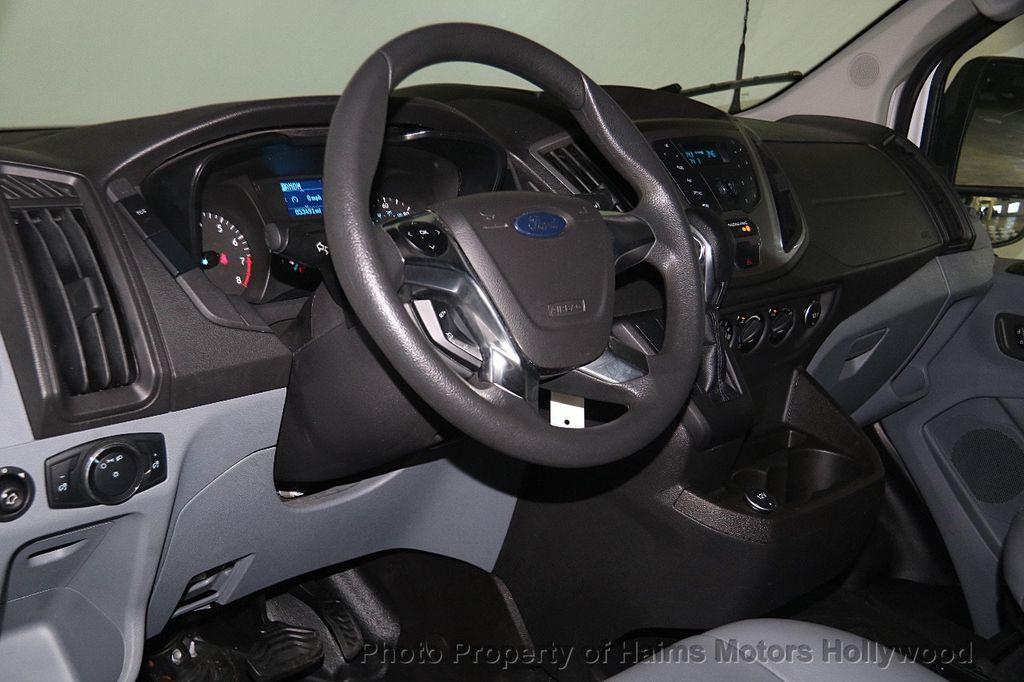 "2017 Ford Transit Van T-250 148"" Hi Rf 9000 GVWR Sliding RH Dr - 17375696 - 16"