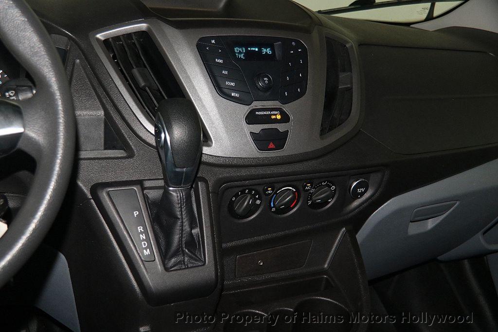"2017 Ford Transit Van T-250 148"" Hi Rf 9000 GVWR Sliding RH Dr - 17375696 - 17"